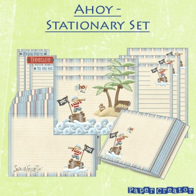Ahoy - Stationary Set