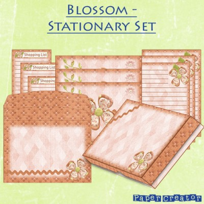 Blossom - Stationary Set