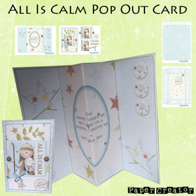 All Is Calm Card Kit