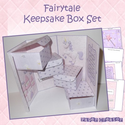 Fairytale - Keepsake Box Set