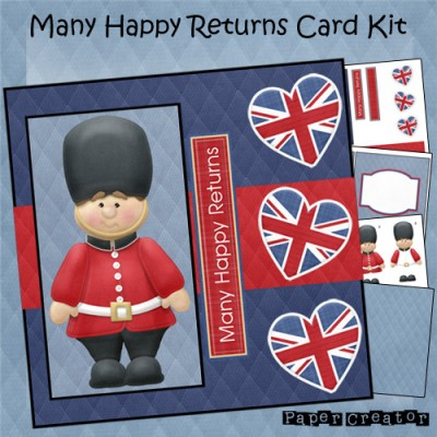 Many Happy Return - Quick Card Kit