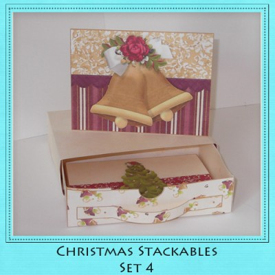 Christmas Stackables Set 4