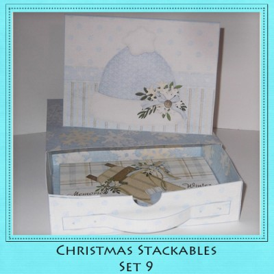 Christmas Stackables Set 9