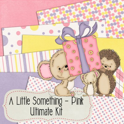 A Little Something - Pink Ultimate Kit