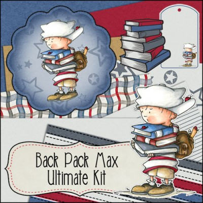 Backpack Max Ultimate Kit