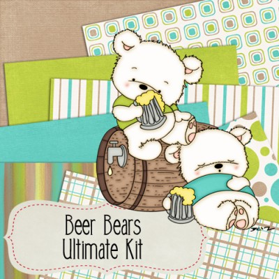 Beer Bears Ultimate Kit