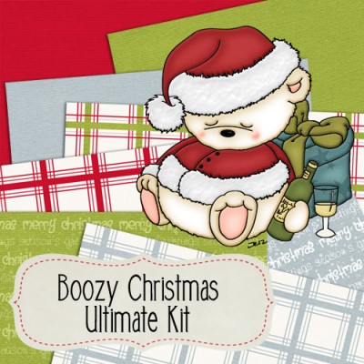 Boozy Christmas Ultimate Kit