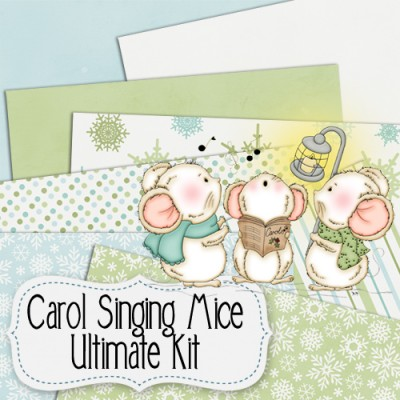 Carol Singing Mice Ultimate Kit