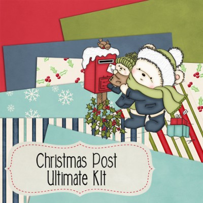 Christmas Post Ultimate Kit