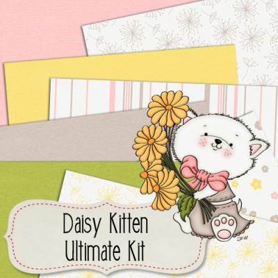 Daisy Kitten Ultimate Kit