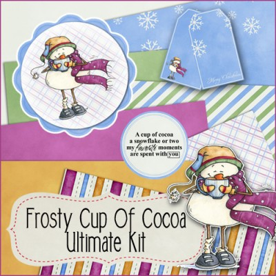 Frosty Cup Of Cocoa Ultimate Kit