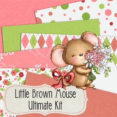 Little Brown Mouse Ultimate Kit
