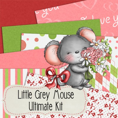 Little Grey Mouse Ultimate Kit