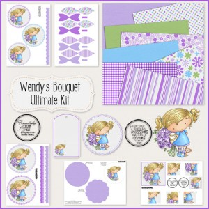 Wendy's Bouquet - Ultimate Kit