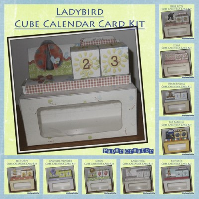 Cube Calendars - Mega Bundle