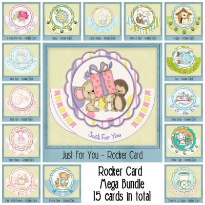 Rocker Cards Mega Bundle