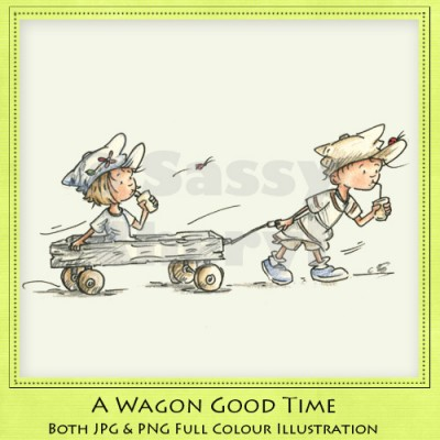 A Wagon Good Time
