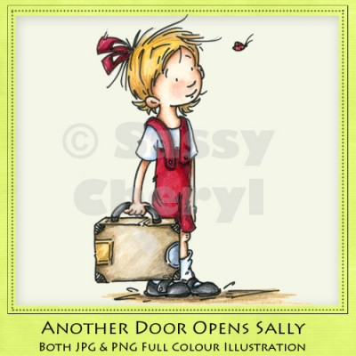 Another Door Opens Sally