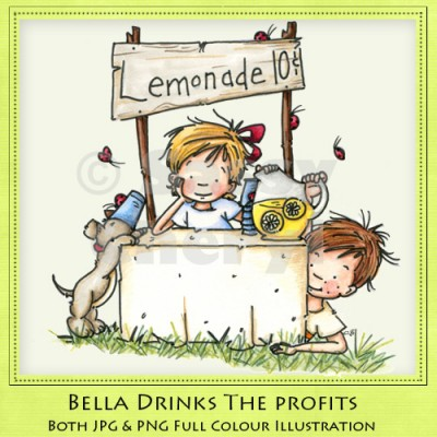 Bella Drinks The Profits