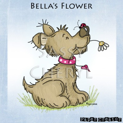 Bella's Flower