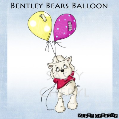 Bentley Bears Balloon