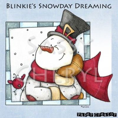 Blinkies Snowday Dreaming