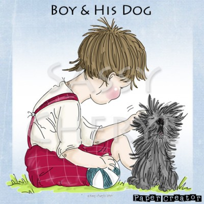 Boy & His Dog