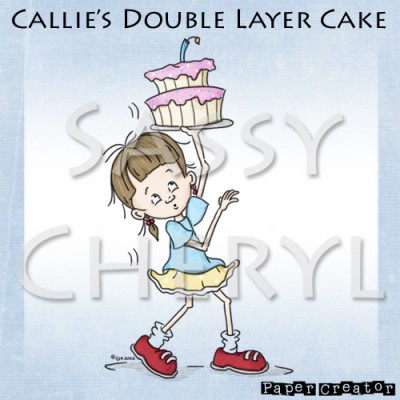 Callie's Double Layer Cake