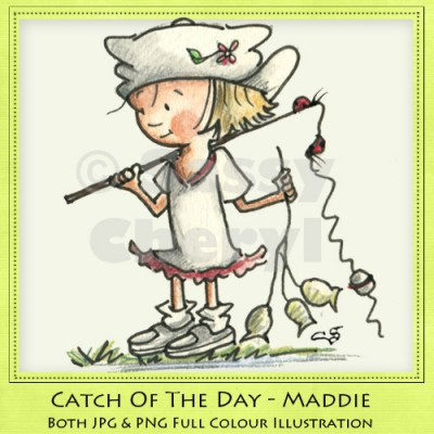 Catch Of The Day - Maddie
