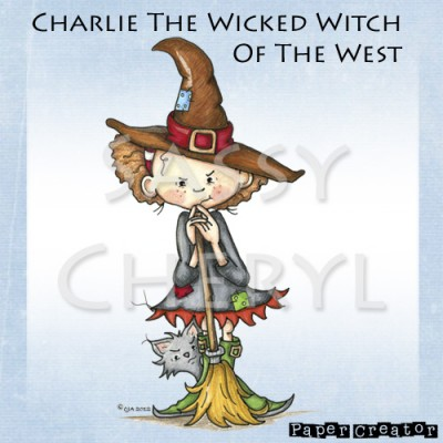 Charlie The Wicked Witch Of The West