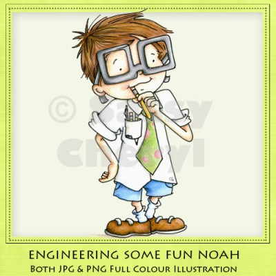 Engineering Some Fun Noah