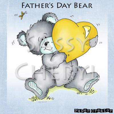 Father's Day Bear