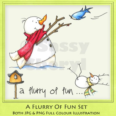 Flurry Of Fun Set