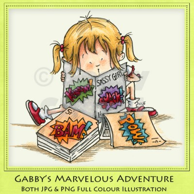 Gabby's Marvelous Adventure