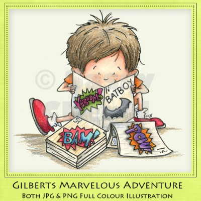Gilbert's Marvelous Adventure