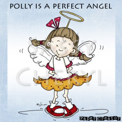 Polly Is A Perfect Angel