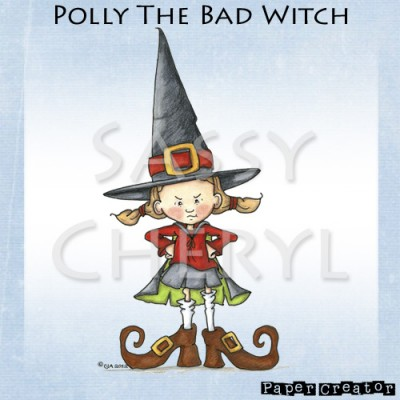 Polly The Bad Witch