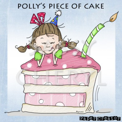 Polly's Piece Of Cake