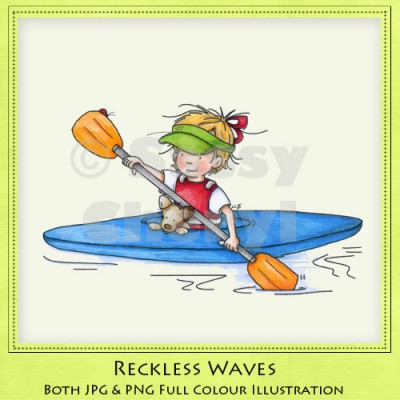 Reckless Waves