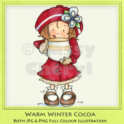 Warm Winter Cocoa