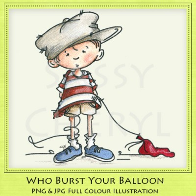 Who Burst Your Balloon