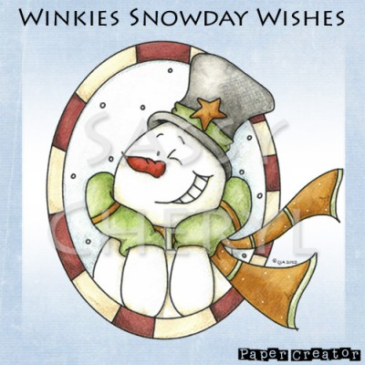 Winkies Snowday Wishes
