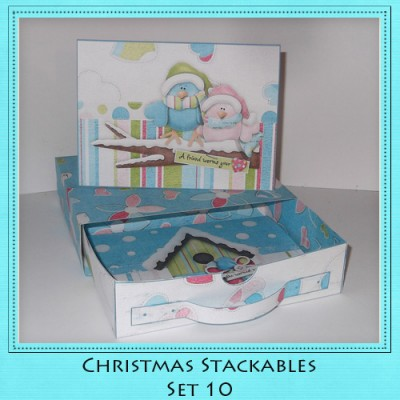 Christmas Stackables Set 10