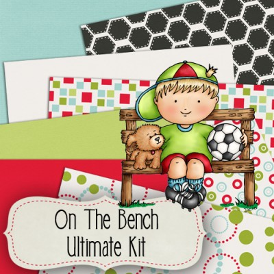 On The Bench - Ultimate Kit