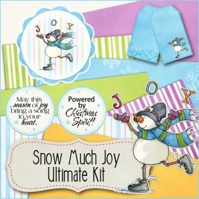 Snow Much Joy Ultimate Kit