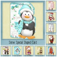Mixed Shaped Cards Mega Bundle