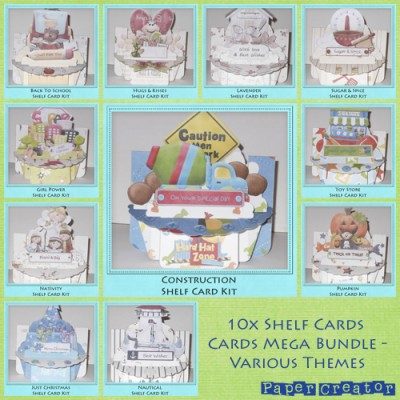Shelf Cards - Mega Bundle