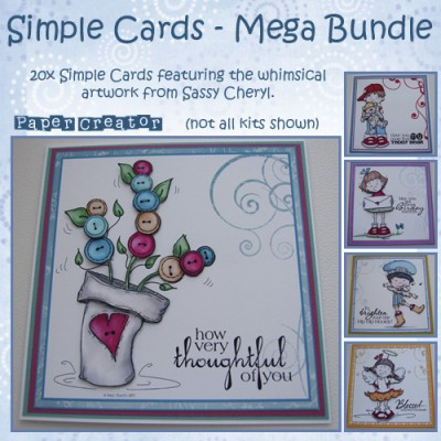 Simple Cards - Mega Bundle