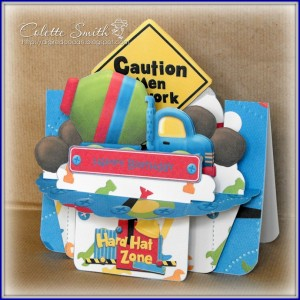 Construction Shelf Card Kit