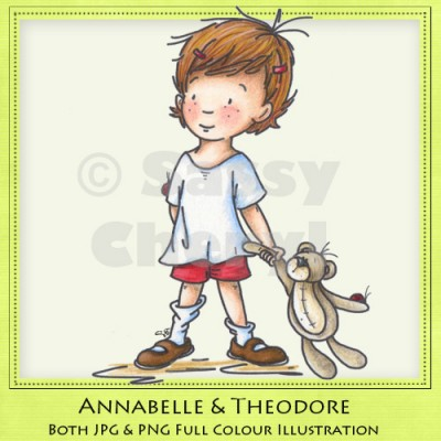 Annabelle & Theodore